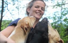 Bilde av Marte Heilemann, Produktansvarlig VOM og hundemat