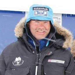 Team VOM: Robert Sørlie, hundekjører