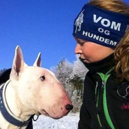 Team VOM: Anja Gylder Corneliussen, hundeoppdretter