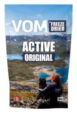 emballajse VOM Freeze Dried original